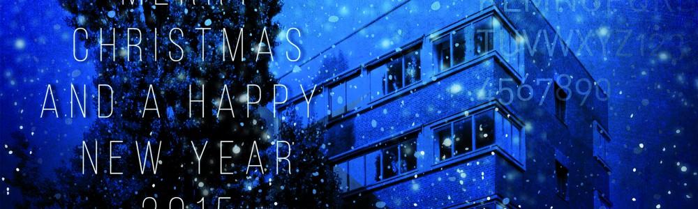 Fröhliche Weihnachten und ein glückliches und erfolgreiches Jahr 2015